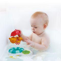 Игрушка для купания Мишка с зонтами