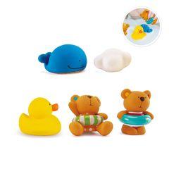 Игрушки для купания Тедди и его друзья
