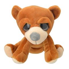 Мягкая игрушка Бурый мишка, 25 см
