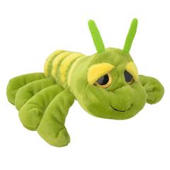Мягкая игрушка Кузнечик, 25 см