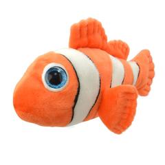 Мягкая игрушка Рыба-клоун, 25 см