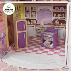 """Дом для классических кукол до 32 см """"Загородная усадьба"""" (Country Estate) с мебелью"""