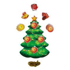 Шнуровка «Новогодняя елочка»