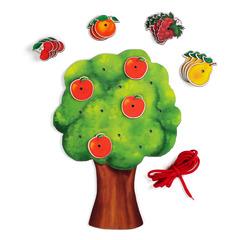 Шнуровка «Фруктовое дерево»