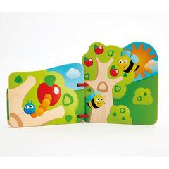 Игрушка Детская книга Природа