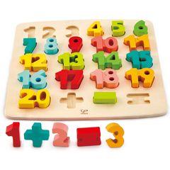 Головоломка-мозаика Математическая