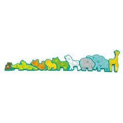 Пазл Алфавит парад животных