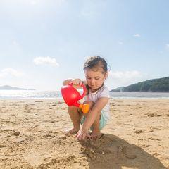 Игрушка для игры в песочнице Лейка