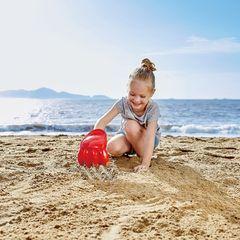 Игрушка для игры в песочнице лопата Лапа