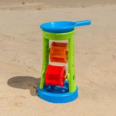 Игрушка для игры в песочнице Мельница