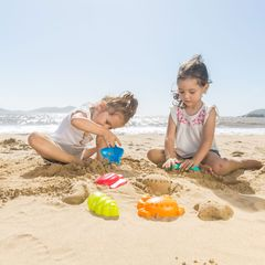 Игрушка для игры в песочнице Морские создания