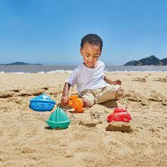 Игрушка для игры в песочнице Набор для путешествий