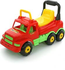 Каталка-автомобиль Буран №1 красная
