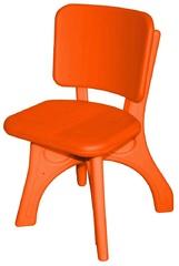 Детский пластиковый стул