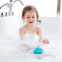 Игрушка для купания Кит пускающий пузырьки