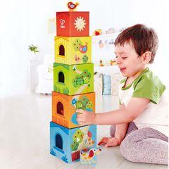 Игрушка Кубики-пирамида Башня Дружбы
