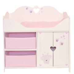 Кроватка-шкаф для кукол серия Рони Мини, стиль 2