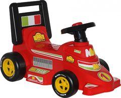 Каталка-автомобиль гоночный Трек №2 (без звукового сигнала)