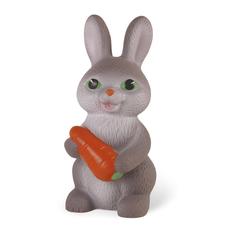 Резиновая игрушка Заяц Тимошка 19 см