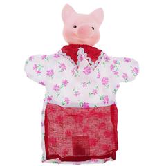 Кукла-перчатка Поросенок 28 см