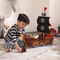 Игровой набор Пиратский корабль