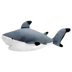 Мягкая игрушка Акула, 40 см