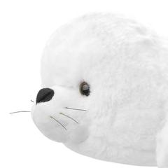 Мягкая игрушка Арктический тюлень, 30 см
