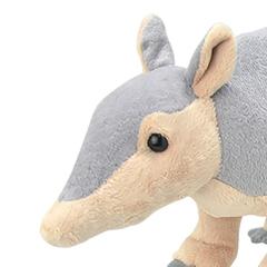 Мягкая игрушка Броненосец, 25 см