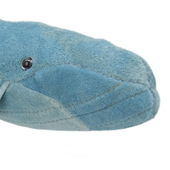 Мягкая игрушка Горбатый кит, 25 см