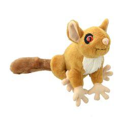 Мягкая игрушка Детёныш Галаго, 25 см
