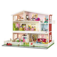 Кукольный домик Премиум