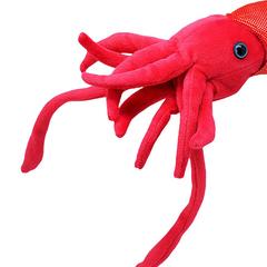 Мягкая игрушка Кальмар, 30 см