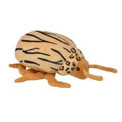 Мягкая игрушка Колорадский жук, 20 см