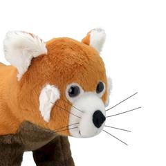 Мягкая игрушка Красная панда, 25 см