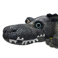 Мягкая игрушка Крокодил, 30 см