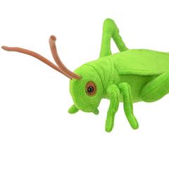 Мягкая игрушка Кузнечик, 20 см