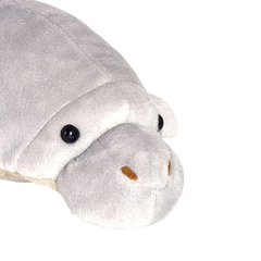Мягкая игрушка Ламантин, 25 см