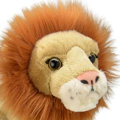 Мягкая игрушка Лев, 20 см