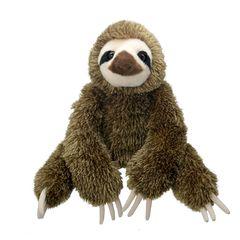 Мягкая игрушка Ленивец, 20 см