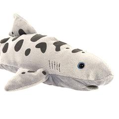 Мягкая игрушка Леопардовая акула, 25 см
