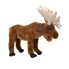 Мягкая игрушка Лось, 25 см