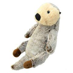 Мягкая игрушка Морская выдра, 25 см