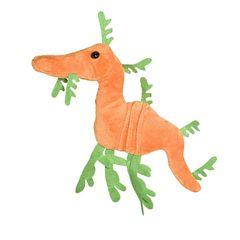 Мягкая игрушка Морской дракон, 20 см