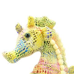 Мягкая игрушка Морской конёк, 25 см