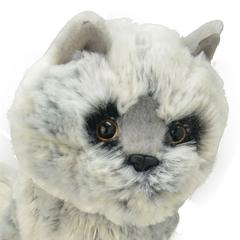 Мягкая игрушка Норвежский кот, 20 см