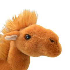 Мягкая игрушка Одногорбый верблюд, 25 см