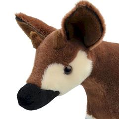 Мягкая игрушка Окапи, 25 см