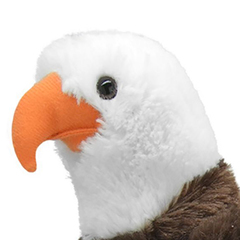 Мягкая игрушка Орёл, 25 см