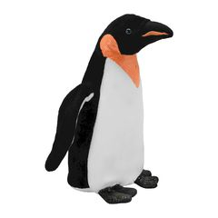Мягкая игрушка Пингвин-император, 25 см