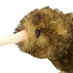Мягкая игрушка Птичка-киви, 20 см